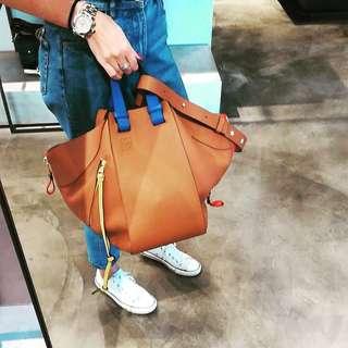 Loewe star hammock handbag
