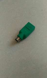 PS/2 to USB 轉換器
