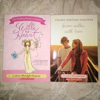 Romance books/ novel #20under