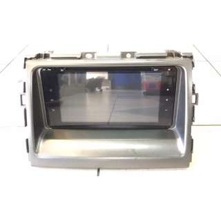 Toyota Estima OEM DVD Player