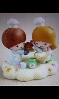 (徵)Little twin stars 陶瓷擺設