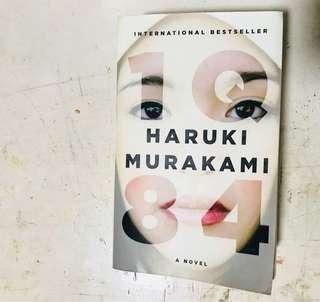 Haruki Murakami's 1Q84