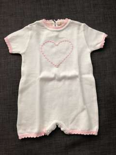 Baby Romper Knitted