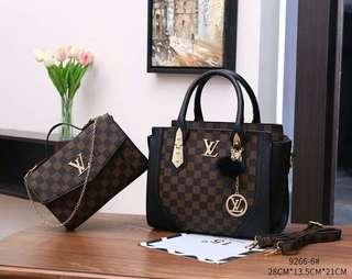 Handbag LV set