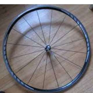 Fixie front wheel (shimano roadies from road bike) quick release   (CAN NEGO)