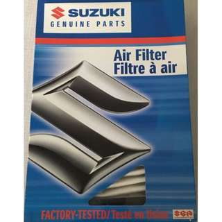 Suzuki Car Air Intake Filter 13780-77E00