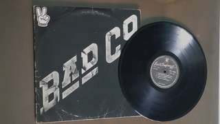 BAD COMPANY. bad co. Vinyl record