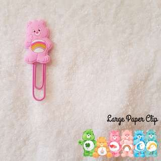 Care Bear Big Paper Clip