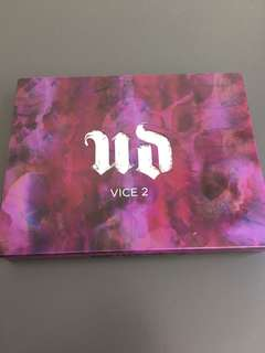 Urban Decay Eyeshadow Palette Vice 2