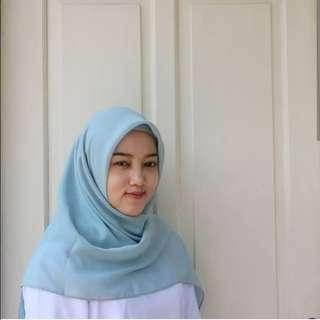 Hijab ( teal )
