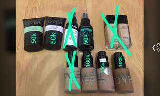 Preloved Foundation by MUA