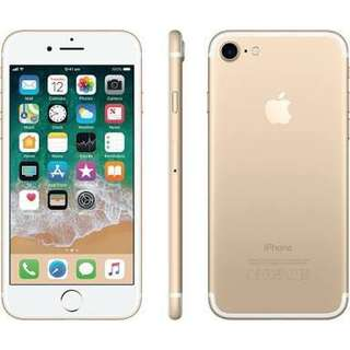 iPhone 7 Gold 128Gb NEW!
