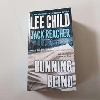 Lee Child Running Blind