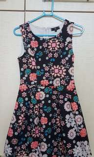 BRAND NEW Floral / Diamond Dress