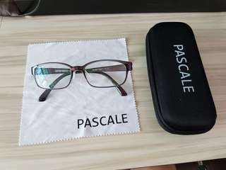 Pascal multi focal spectacles