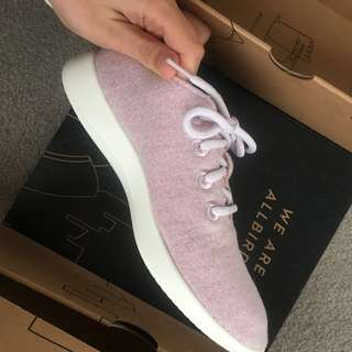 LIMITED EDITION ALLBIRDS SHOES