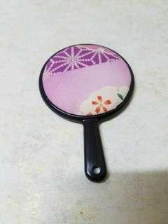 包平郵日本製和風鏡子一塊