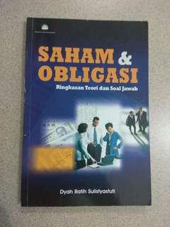 Buku Saham & Obligasi