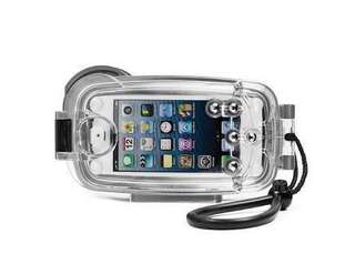 Underwater casing for iPhone 5/5s/SE