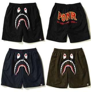 BAPE SHARK BEACH PANTS