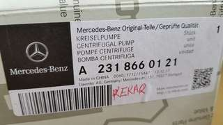 Mercedes Wiper Pump (Original & New)