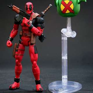 Original Toybiz Marvel Legends Deadpool