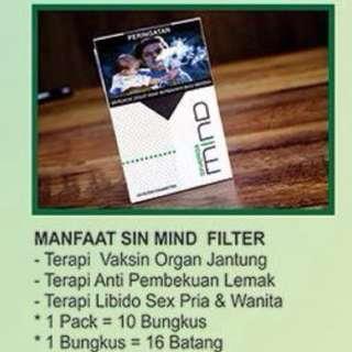 Rokok Herbal Sin Mind