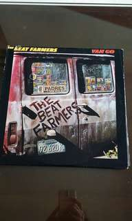 BEAT FARMERS. van go. Vinyl record