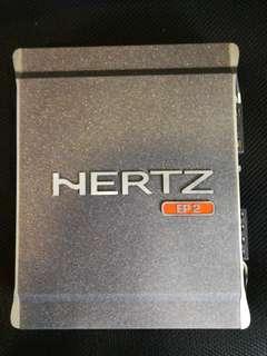 Hertz ep2 amp