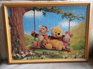 Winnie the pool puzzles
