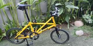 Tyrell fx folding bike