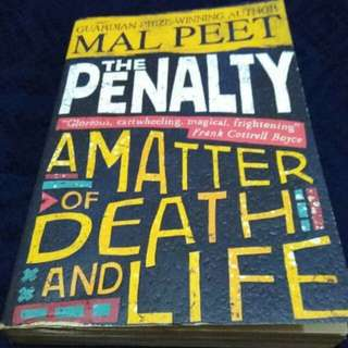 the penalty - mal peet