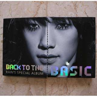 Rain's Special Album (Back To The Basic)