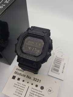 *Original* New Casio Gshock Watch GX56BB Black KING Watch