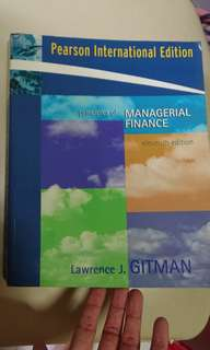 Principles of Managerial Finance - Eleventh Edition
