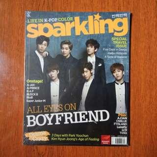 Kpop Magazine - Sparkling