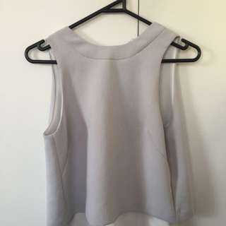 CUE Singlet Top - size 6 (would fit 6-10)