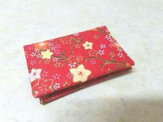 包郵日本製 和紙製 和風牙籤套及鏡子