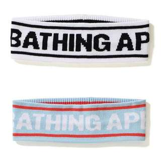 BAPE A BATHING APE SPORT HAIR BAND