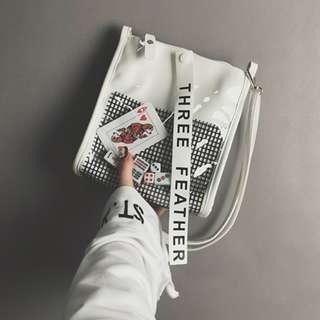 Transparent Sling Bag Ulzzang