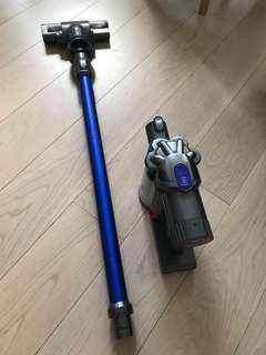 Dyson hoover DC44 Animal (defect)