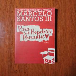 Tagalog Books - Para sa Hopeless Romantic