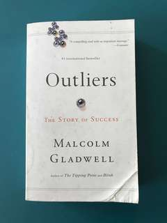 OUTLIERS STORY OF SUCCESS - INTERNATIONAL BEST SELLER MALCOLM GLADWELL