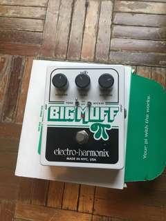Electro Harmonix Big Muff Tone Wicker Pedal