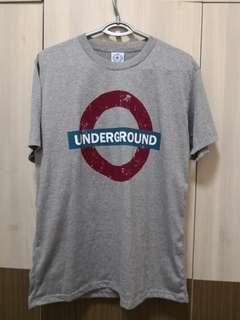 (free mailing) BN London Underground Shirt Tshirt Tee