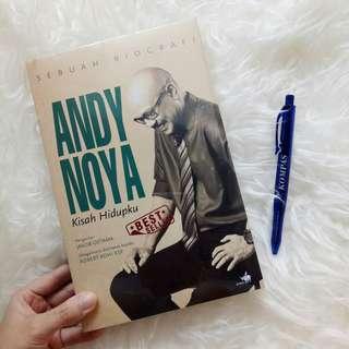 Andy Noya Kisah Hidupku