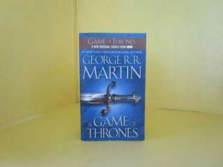 Game of Thrones Series by George R. R. Martin
