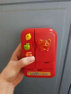 Refrigerator Toy from Japan