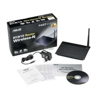 ASUS Wireless Router N150