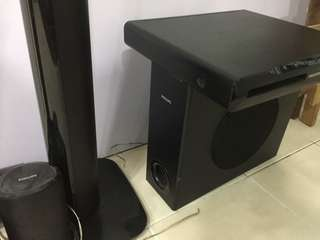 Philips sound system audio system